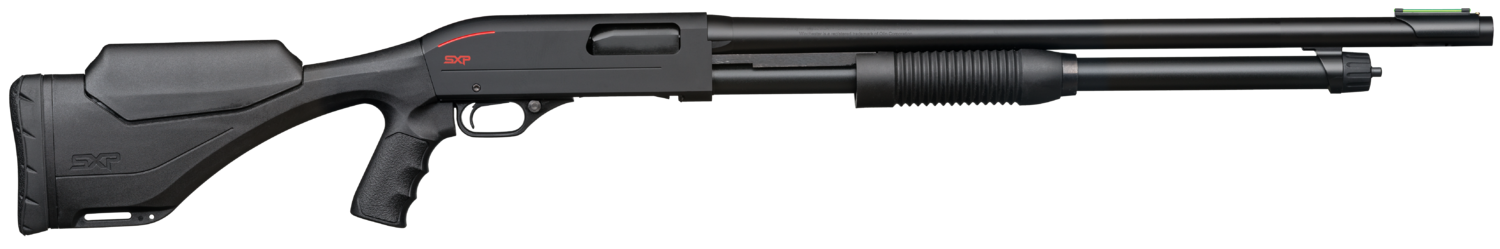 SHOTGUNS PUMP SHOTGUN SXP XTREM DEFENDER HIGH CAPACITY RIFLED 61CM 4+1